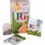 PG Tips Tea Bags Also Come Individually Wrapped