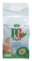 PG Tips Loose Tea in the not commonly available 3.3 lb size