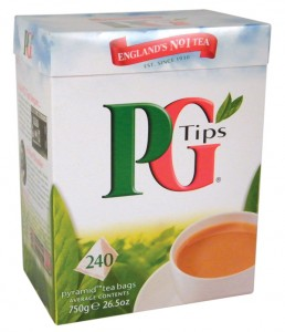 Have a family? Drink a lot of tea? Try the 240 tea bag box.