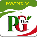 Powered by PG Tips