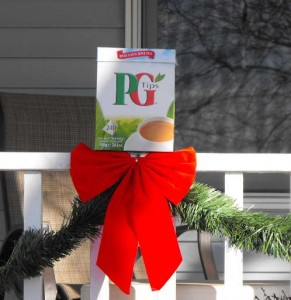 PG Tips Christmas Decoration