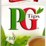 British Model Affirms Love for PG Tips